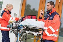 חובש רפואת חירום נהג אמבולנס