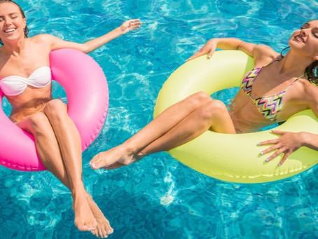 夏までにプールを完成させたい!