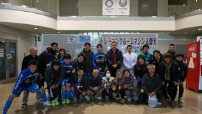 12/23 東北フットサルリーグ1部第14節試合結果