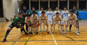 12/22 東北フットサルリーグ1部第18節最終節試合結果