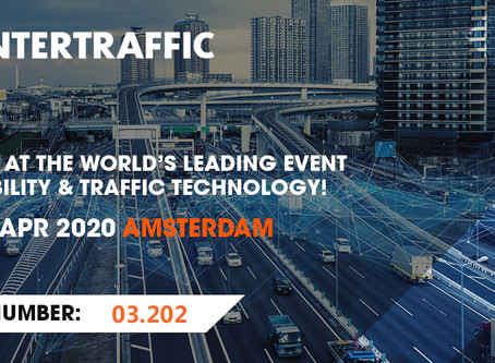 Keytop to Exhibit at INTERTRAFFIC Amsterdam 21 - 24 April 2020