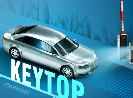 Why Choose Keytop Smart Parking Solutions