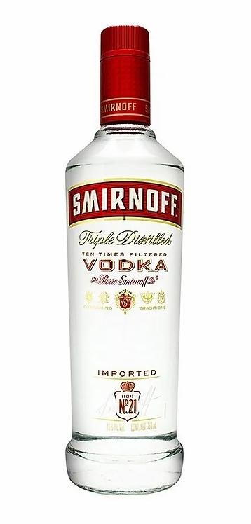 Smirnof vodka 750ML