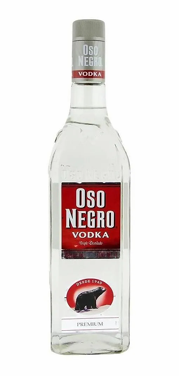 Oso negro vodka