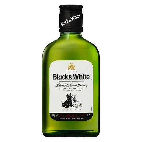Black  & white 200 Ml