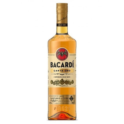 Bacardi Carta de Oro 750ml