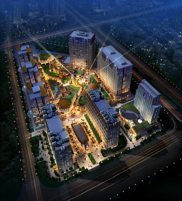 Greenland Yuansheng Commercial Complex, Zhengzhou