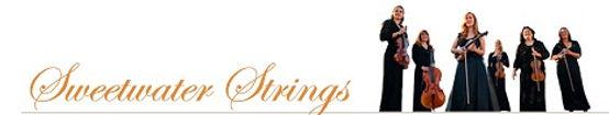 Sweetwater Strings- Arizona's Award Winning String Quartet Music