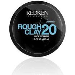 Rough clay 20