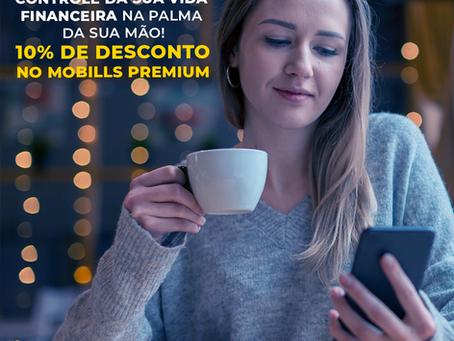 Gerencie e Planeje suas Finanças Pessoais com Mobills Premium