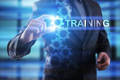 Businessan selecting Training..jpg