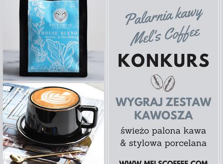 KONKURS x Palarnia Mel's Coffee