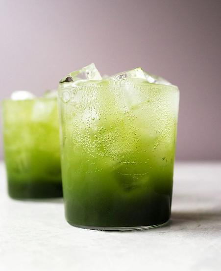 Herbata  zielona KAKTUSOWA fitness Mel's Coffee 50g