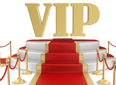 BECOME THE VIP AT YOUR BODY'S HORMONE PARTY