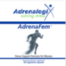AdrenaFem Logo
