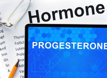 No Uterus Does NOT Mean No Progesterone...