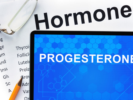 No Uterus Does NOT Mean No Progesterone...