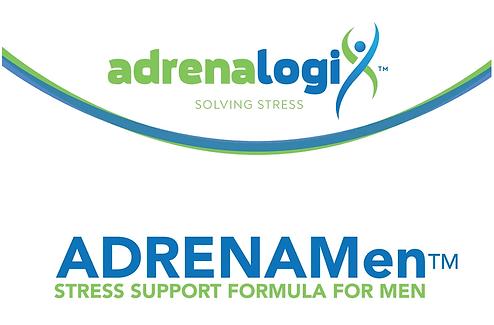 AdrenaMen Adrenalogix front label.png