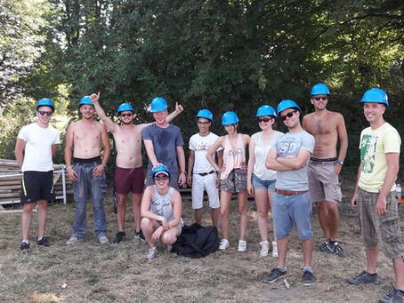Les bénévoles du Folestival