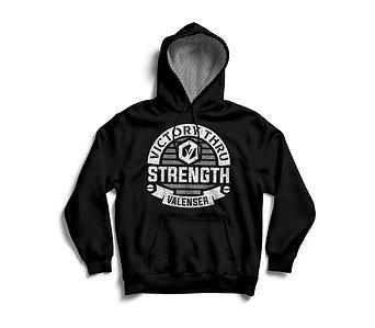 Strength Hoodie