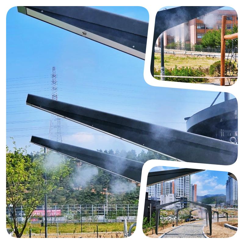 청주 동남택지-collage