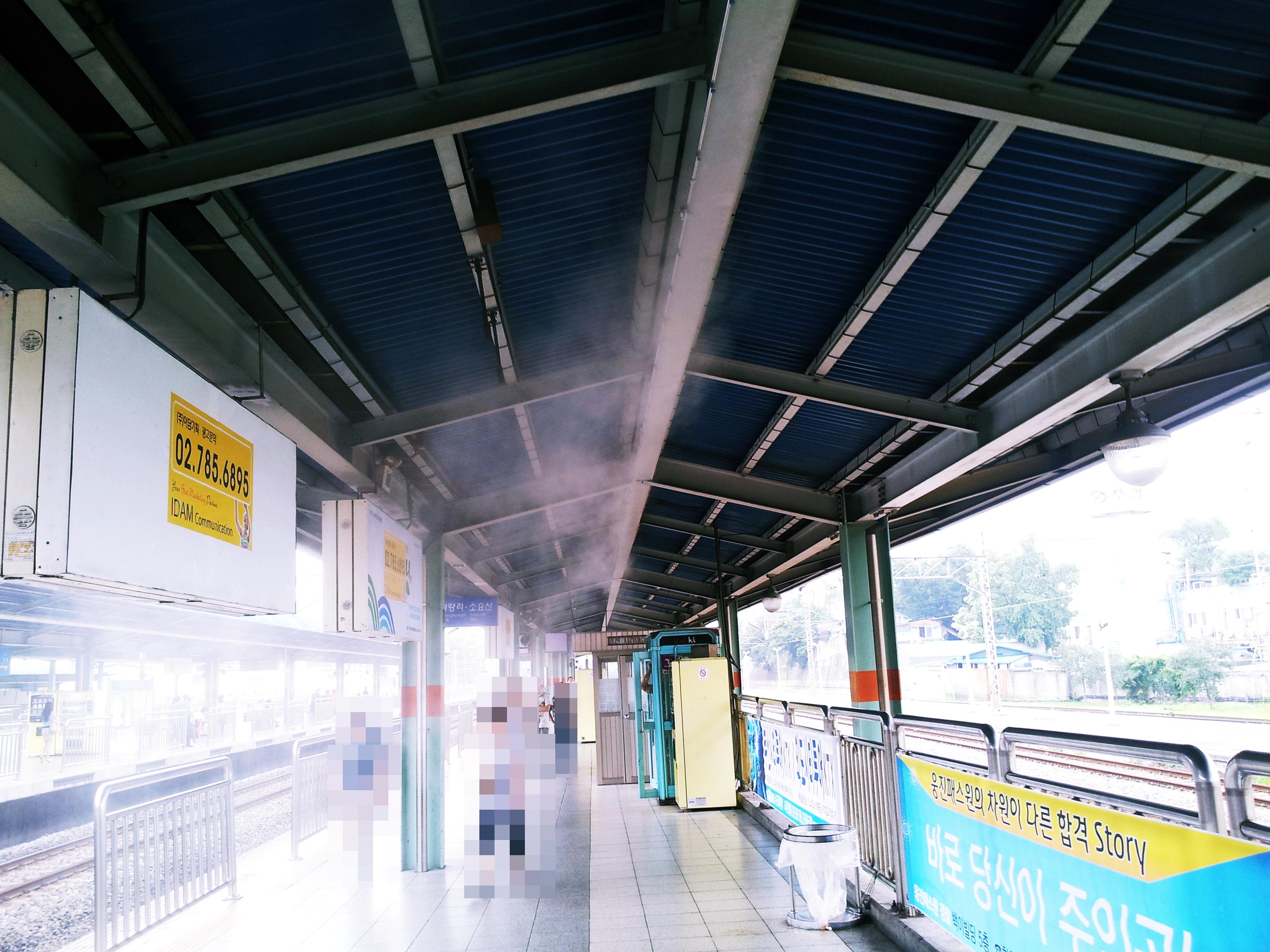 지하철역사