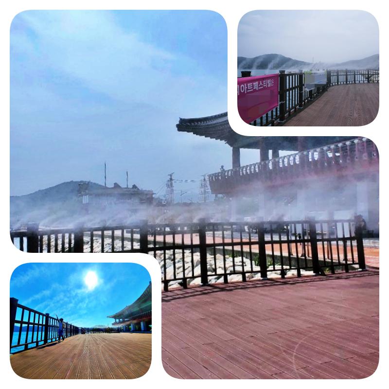 창원 진해루-collage