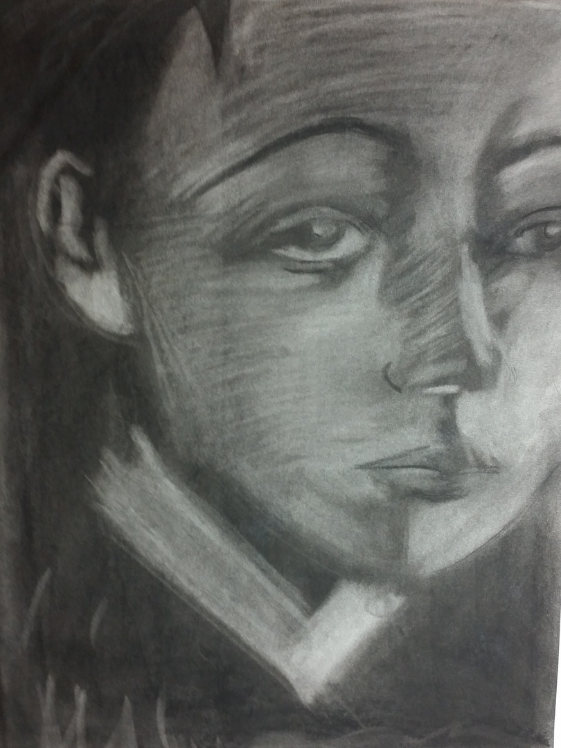 Boy Portrait Duplication