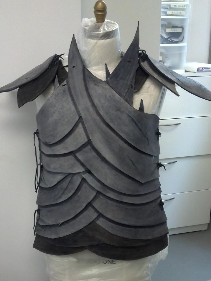 Armor for Iphegenie en Tauride