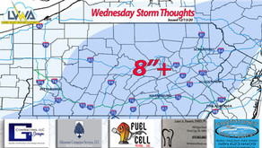 Wednesday Storm First Look