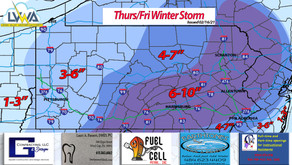 Thursday/Friday Snow (1st Call)