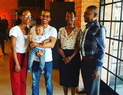 Baby Micah's dedication_What a blessing_
