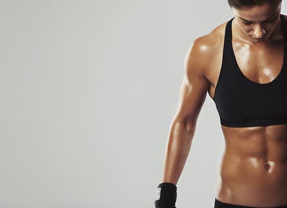 Spray Tan Sample - Sweat Resistant (dark brown)