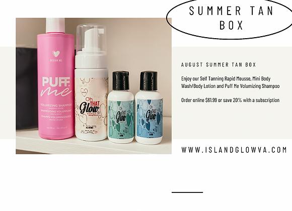 Summer Tan Box