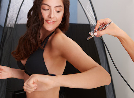 Airbrush Spray Tan vs. Booth Spray Tan