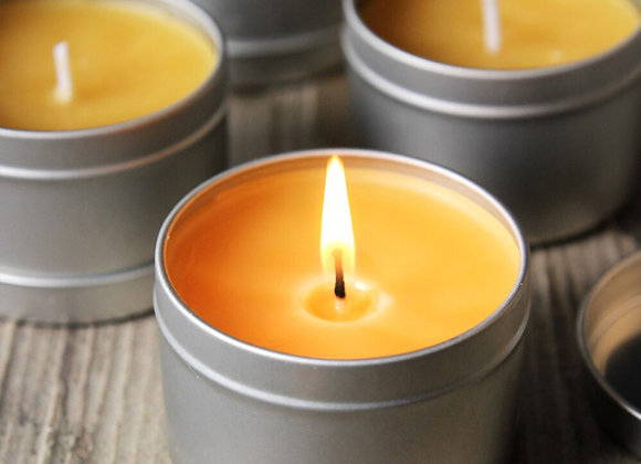 Beeswax Scented Candles
