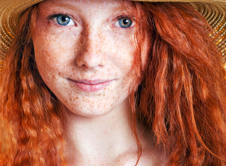 How To Get A Natural Looking Faux Glow When You Are A Ginger