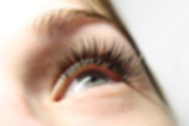 Eyelash Care Treatment Procedures, Stain