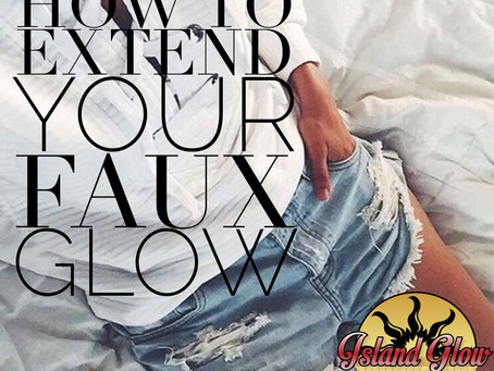 How To Extend Your Faux Glow