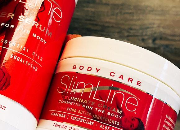 SlimLine Celiminate Cream/Slender Serum