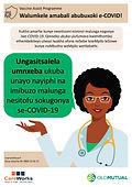 Poster 7b - fight COVID myths OM Xhosa.j