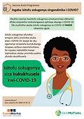 Poster 7a - will the vaccine give me COV