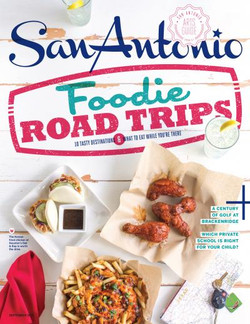 Foodie Road Trips