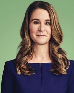 Takeaway: Melinda Gates