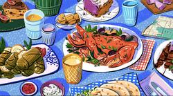 50 States, 50 Cuisines