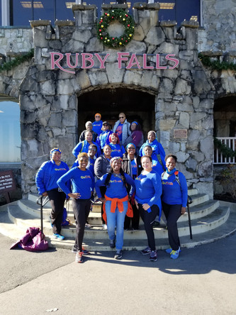 Chapter 15 - 11.17.18 - Ruby Falls & Rock City / Lookout Mountain in Chattanooga, TN (The Revisit)
