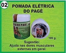 pomada page