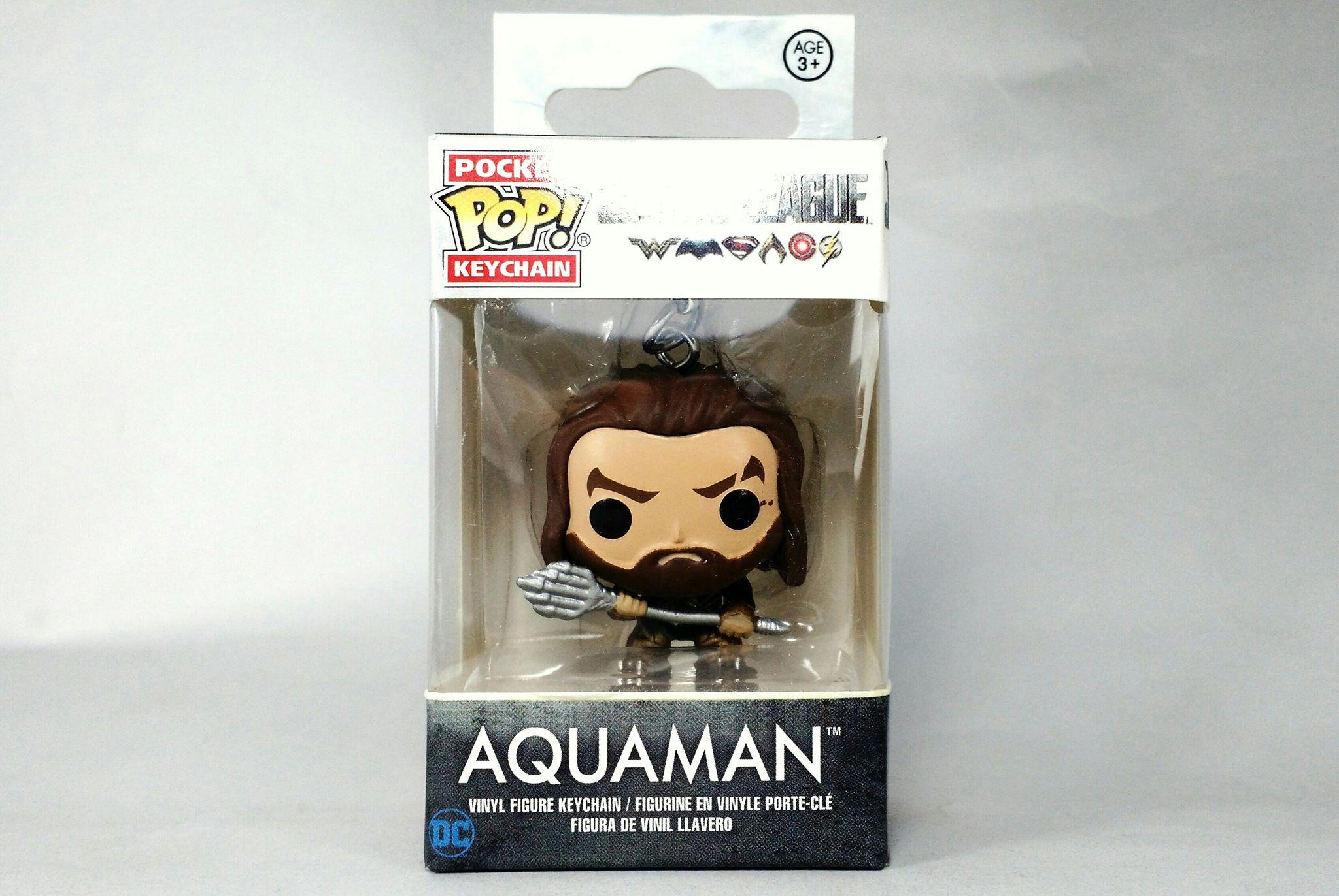 Llavero funko Aquaman