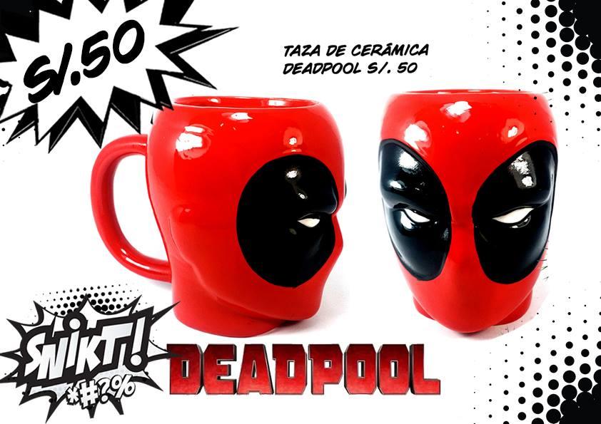 Taza Deadpool