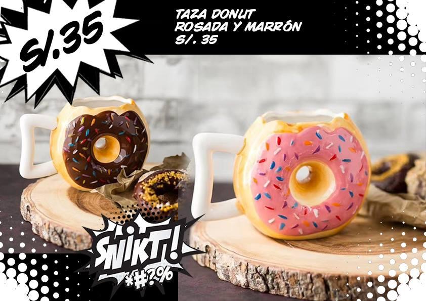 Taza Donuts